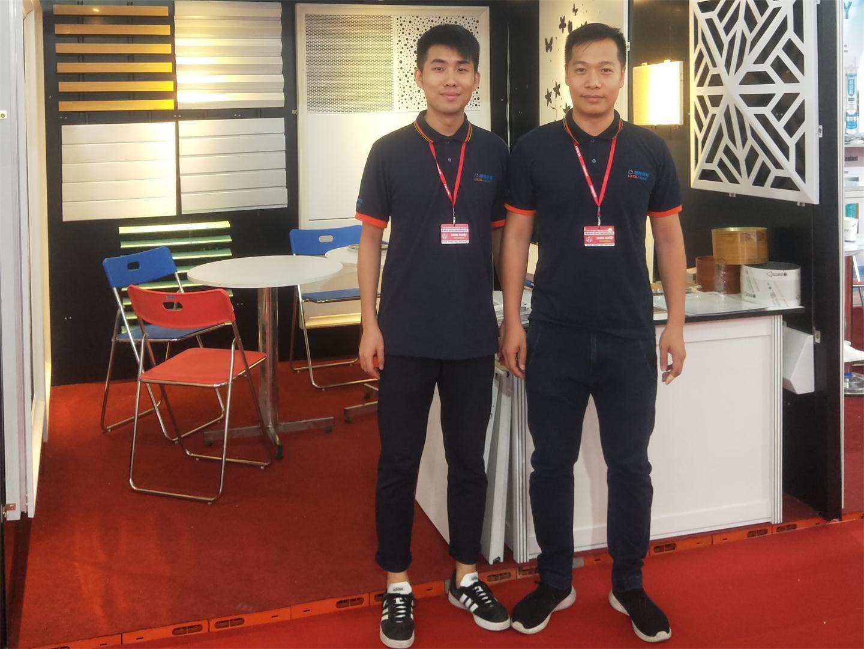 Bâtiment Vietnam EXPO 2018