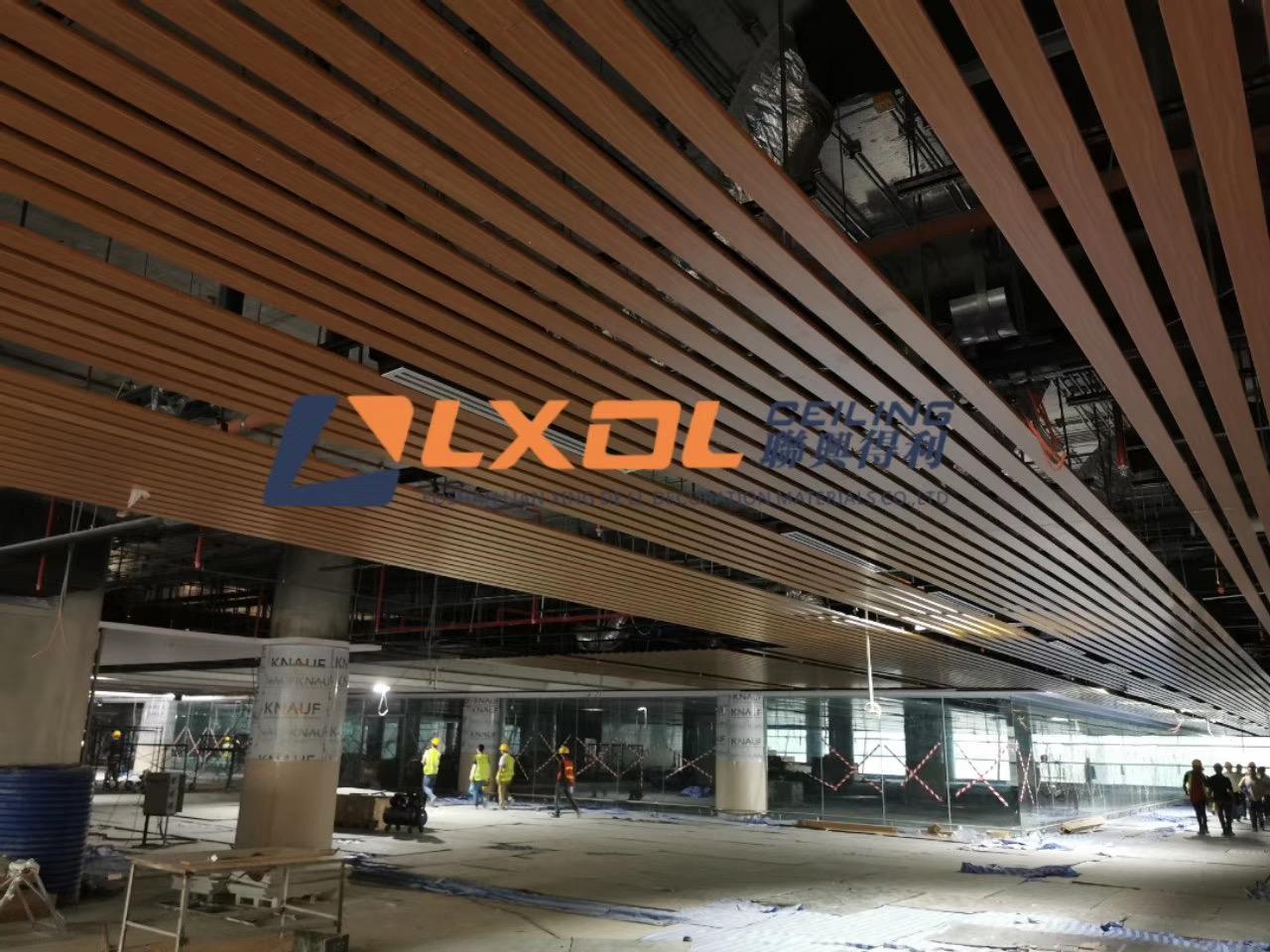 airport ceiling design