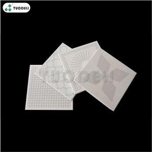 The Perforated Ceiling System