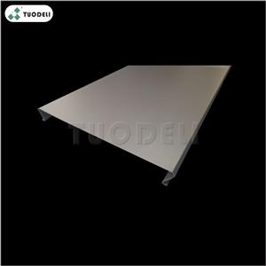 Aluminum 300mm C-shaped Wind-resistant Linear Ceiling System