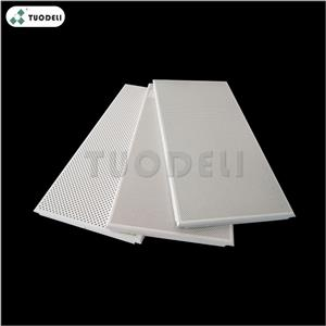 300*600mm Aluminum Clip-in Commercial Ceiling Tile