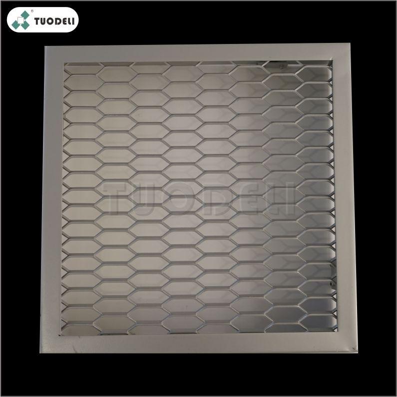 Aluminum Mesh Panel Manufacturers, Aluminum Mesh Panel Factory, Supply Aluminum Mesh Panel