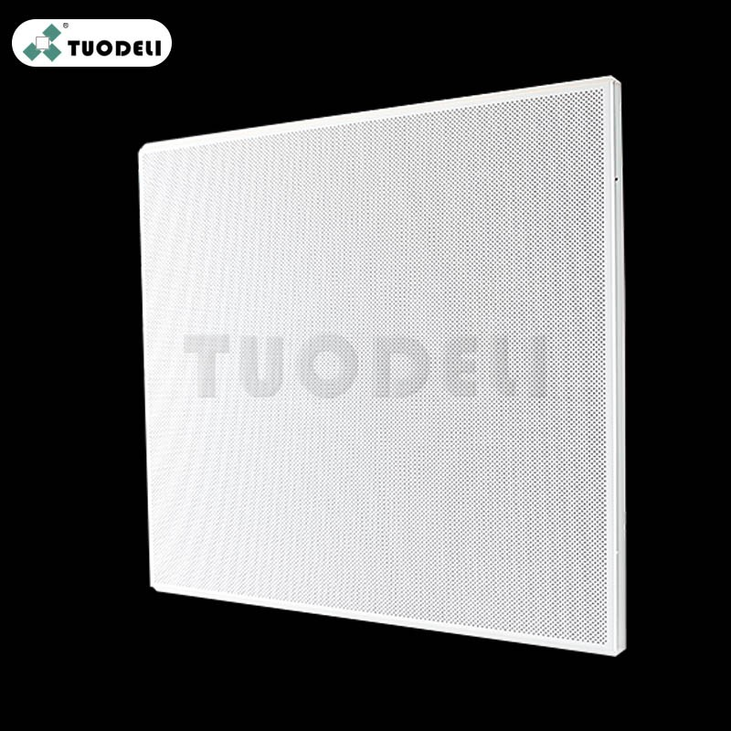 600*600mm Aluminum Lay-in Commercial Ceiling Tile