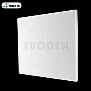 600*600mm Aluminum Lay-in Commercial Ceiling Tiles