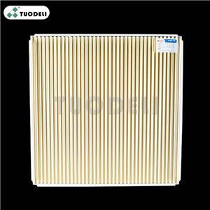 Aluminum Corrugated Composite Ceiling Tile