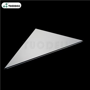 800*800*1130mm Aluminum Triangle Type Ceiling System