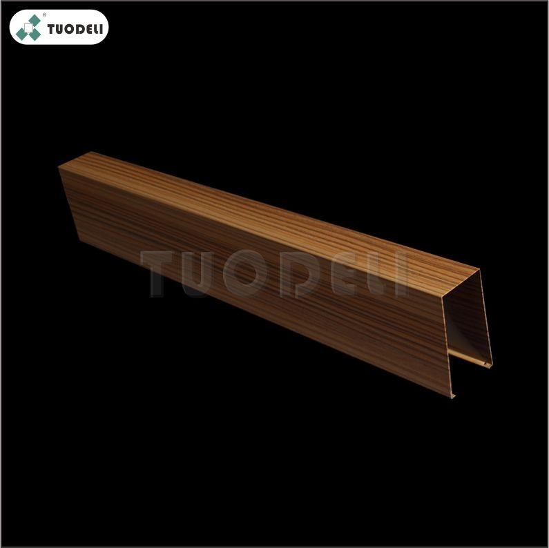 Aluminum U-shaped Baffle Ceiling System Manufacturers, Aluminum U-shaped Baffle Ceiling System Factory, Supply Aluminum U-shaped Baffle Ceiling System