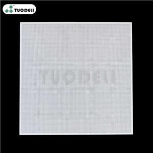 600*600mm Aluminum Clip-in Commercial Ceiling Tile