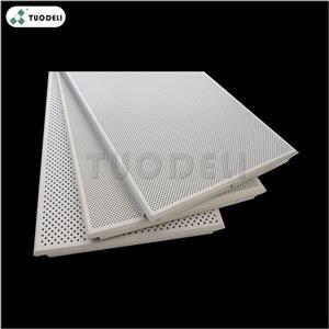 600*1800mm Aluminum Clip-in Commercial Ceiling Tile