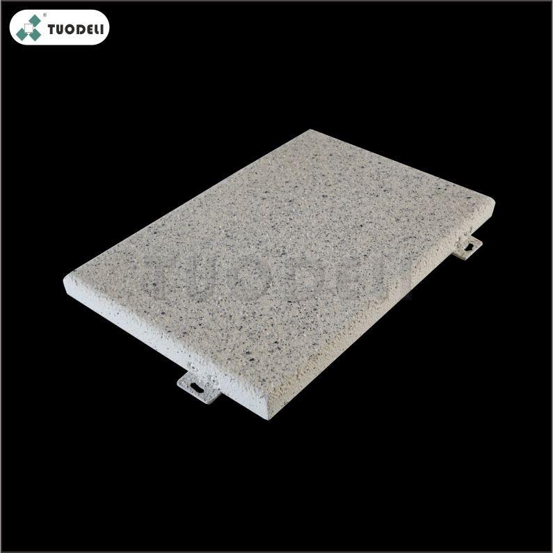 대리석 알루미늄 인테리어 벽 Caldding
