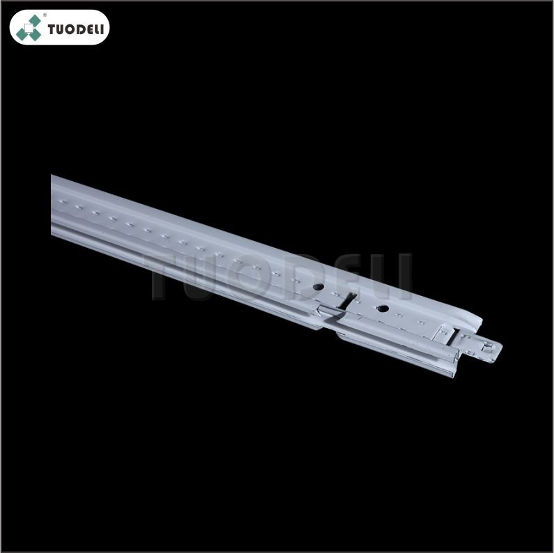 Suspended Ceiling Galvanized Square Groove T-Grid
