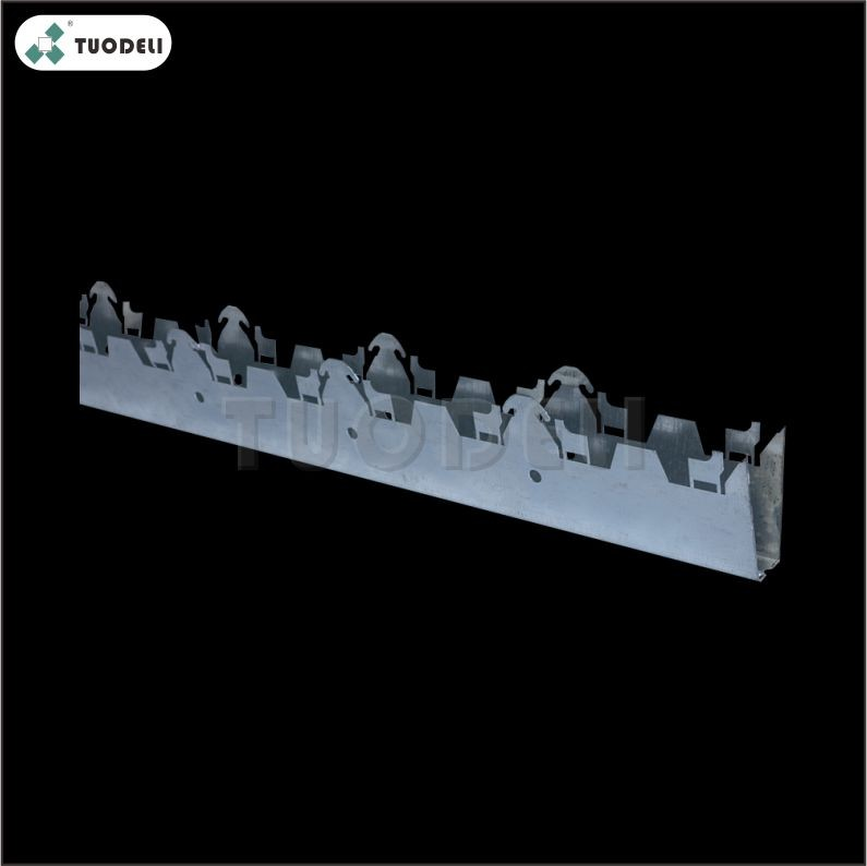 Galvanized C-shaped Wind-resistant Linear Carrier
