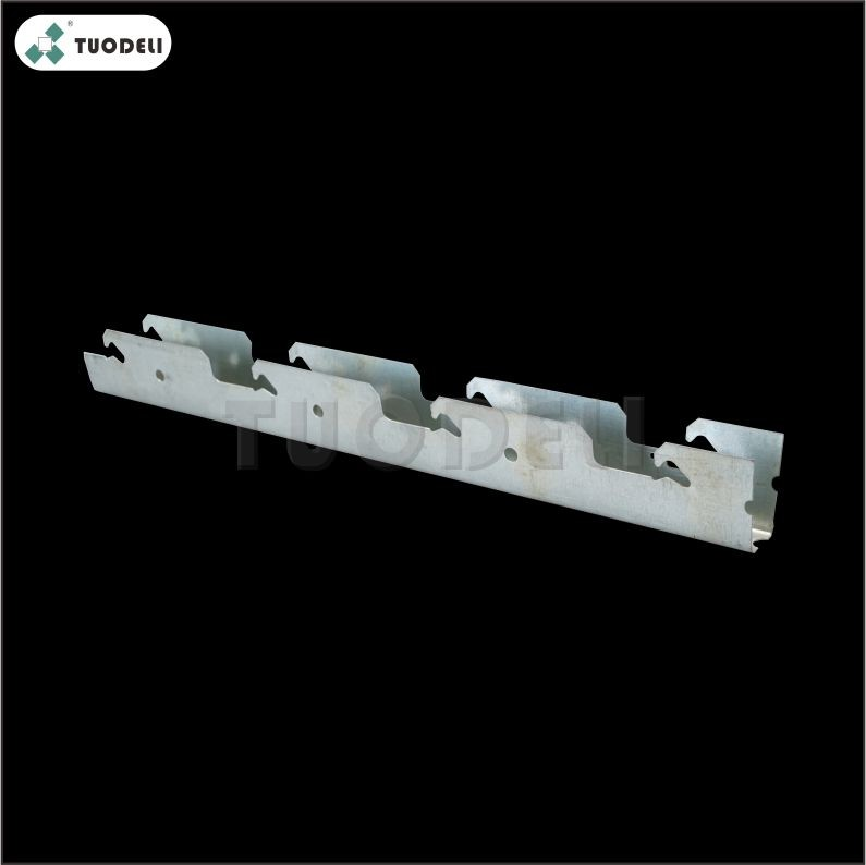 Galvanized H-shaped Linear Carrier