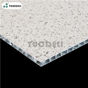 PVDF/PE Aluminum Honeycomb Panel