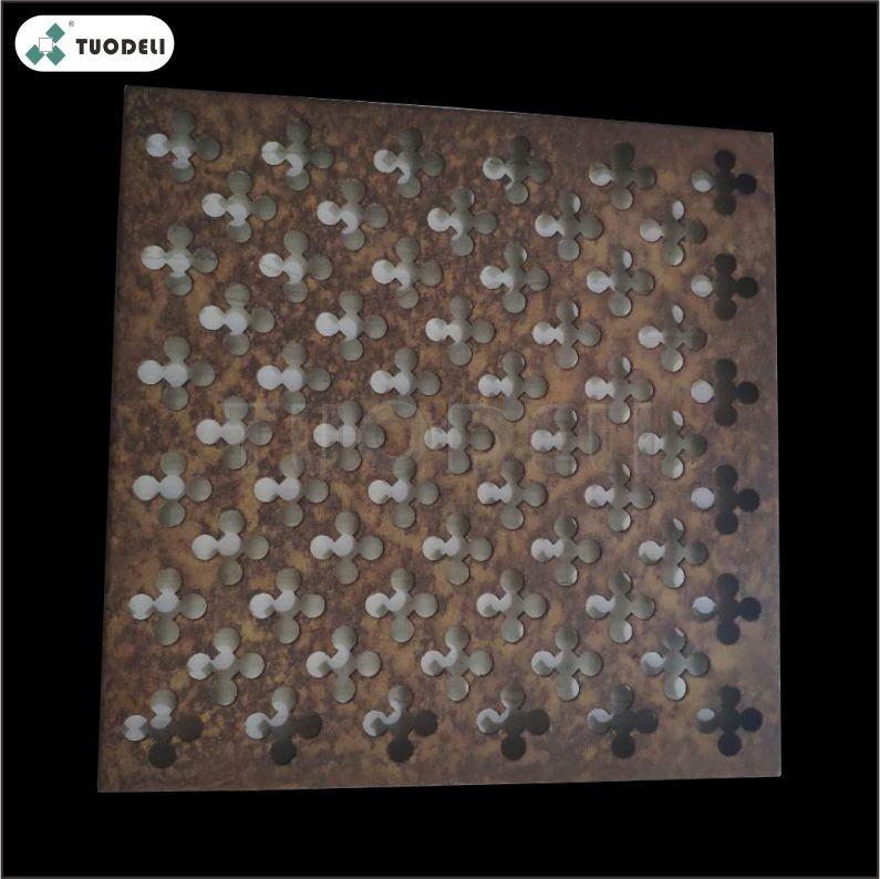 양극 처리 된 알루미늄 외벽 커튼 월