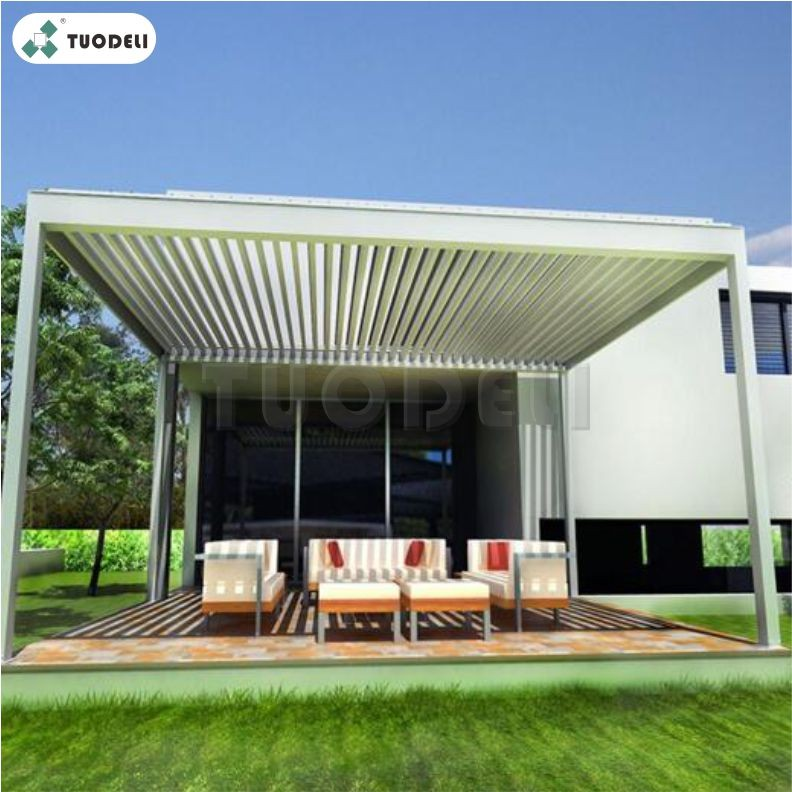 Rain-proof Sun Louver