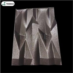 Anodized Aluminum Interior Wall Caldding
