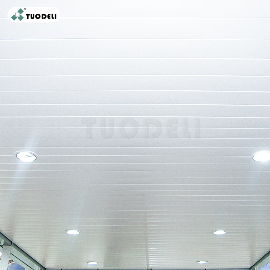 Wind-resistant Linear Ceiling