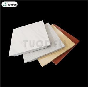 300*300mm Aluminum Clip-in Home Ceiling Tile