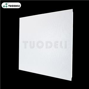 Aluminum Fibreglass Composite Ceiling Tile