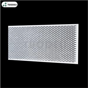 300*1200mm Aluminum Clip-in Commercial Ceiling Tile