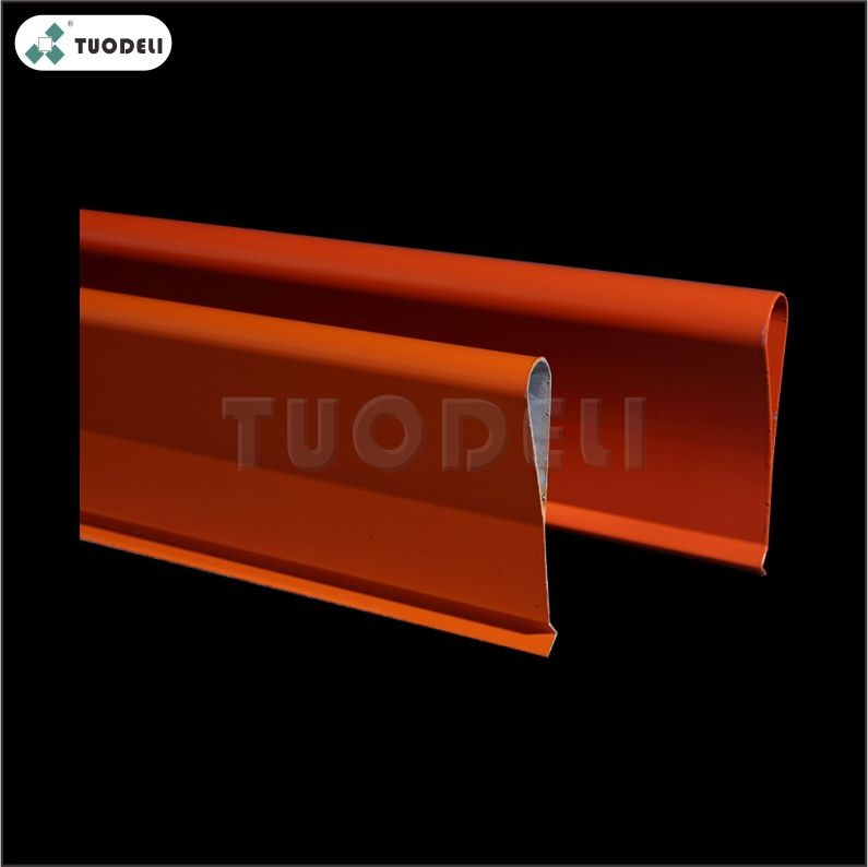 Aluminum Dripping Screen Ceiling System