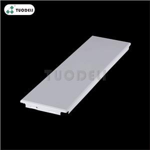 100*600mm Aluminum Clip-in Commercial Ceiling Tile