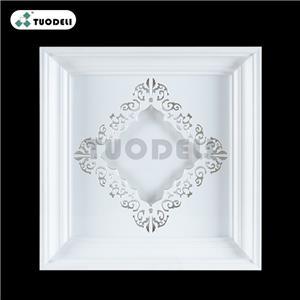 Aluminum 600*600mm Side Light LED Panel Light