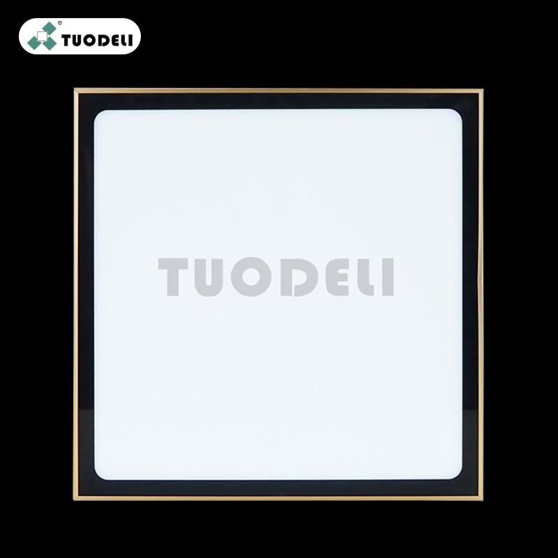 Pannello LED retroilluminato in alluminio 600 * 600mm