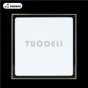 Aluminum 600*600mm Back Light LED Panel Light