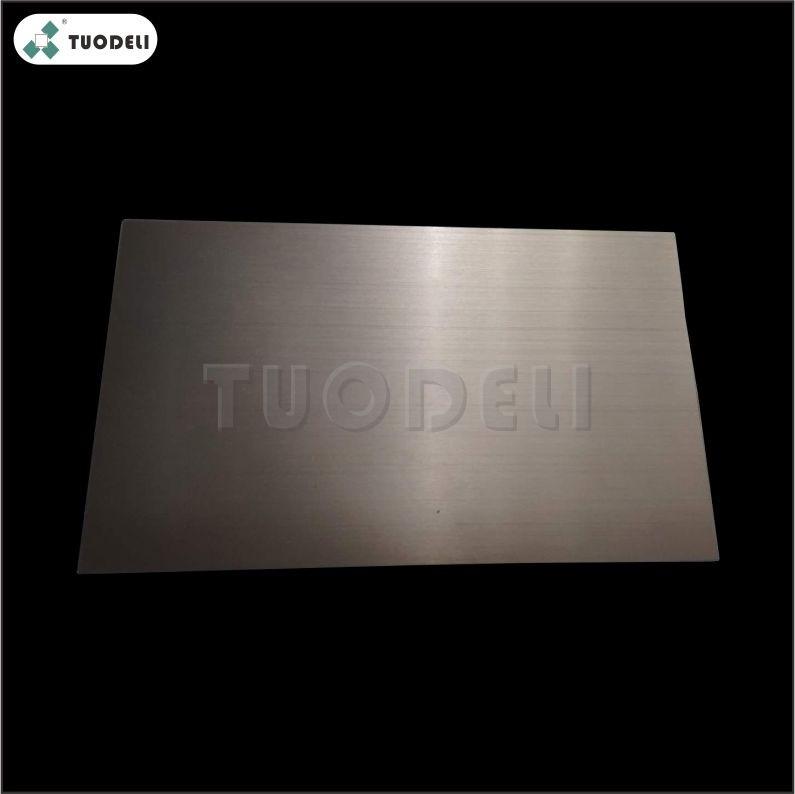 브러시 알루미늄 벌집 패널