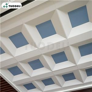 Aluminum Deep-type Combination Ceiling Tiles