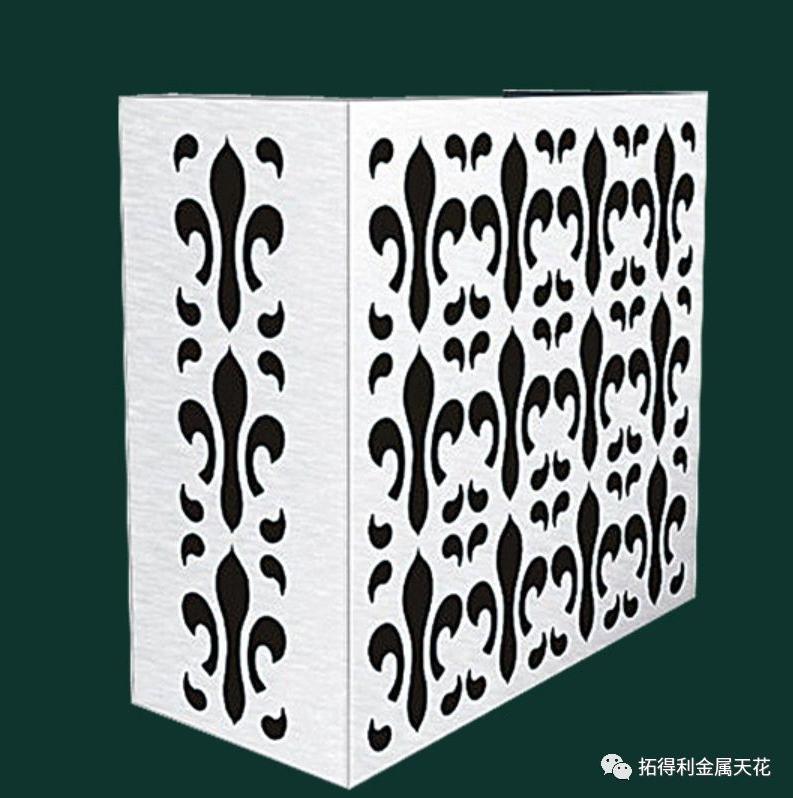 Anodized Aluminum Exterior Curtain Wall