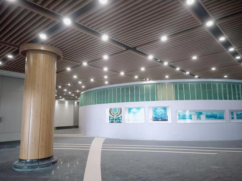 China Guizhou Junyi Power Factory--aluminum baffle ceiling