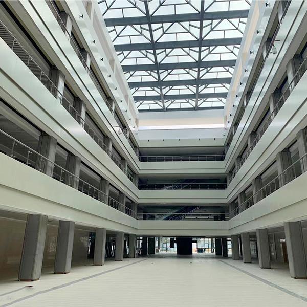 Lufeng Third People's Hospital - rivestimento interno in alluminio