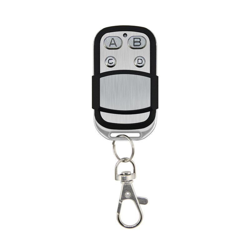 4 Button Rf 433 Remote Control For Anti Theft Security
