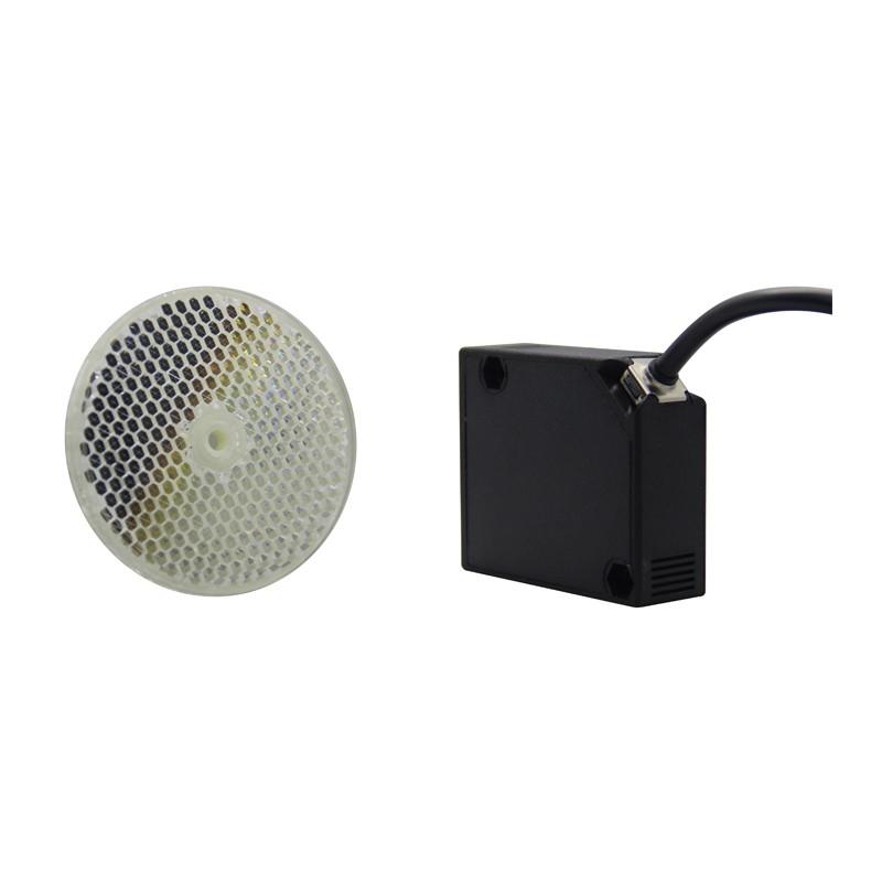 Reflekterende Fotocelle infrarød port sensor