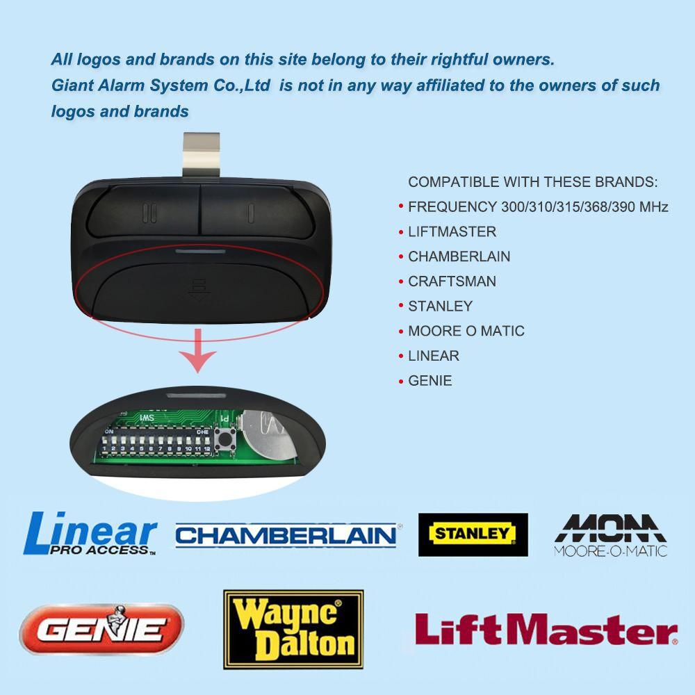 Kaufen Kompatible Liftmaster-Fernbedienung 315 / 390MHz Ersatz;Kompatible Liftmaster-Fernbedienung 315 / 390MHz Ersatz Preis;Kompatible Liftmaster-Fernbedienung 315 / 390MHz Ersatz Marken;Kompatible Liftmaster-Fernbedienung 315 / 390MHz Ersatz Hersteller;Kompatible Liftmaster-Fernbedienung 315 / 390MHz Ersatz Zitat;Kompatible Liftmaster-Fernbedienung 315 / 390MHz Ersatz Unternehmen