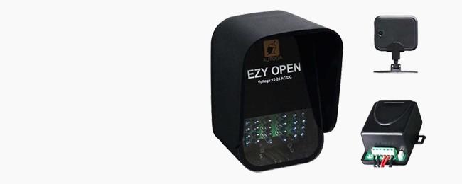 Acessórios para automação de portas