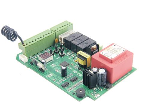 auto gate control board