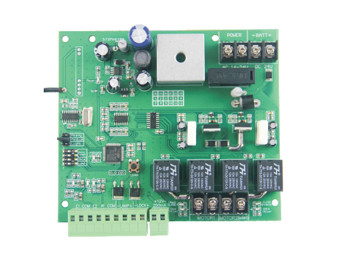 swing gate opener control board