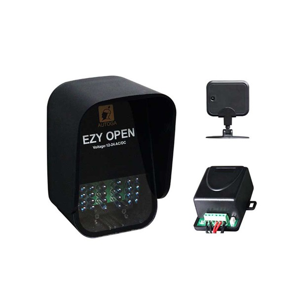 Hand free Open Device Card Reader