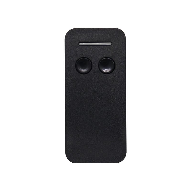 Nouvelle télécommande brevetée pour porte de garage à 2 boutons
