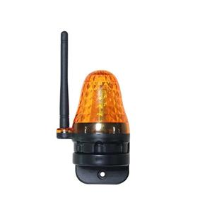 DC Seguridad 12-265V AC / Flash Led lámpara de luz intermitente