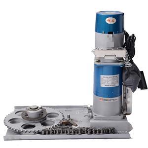 Enkelt fase AC220V 300 kg Rolling spjældsiden motor