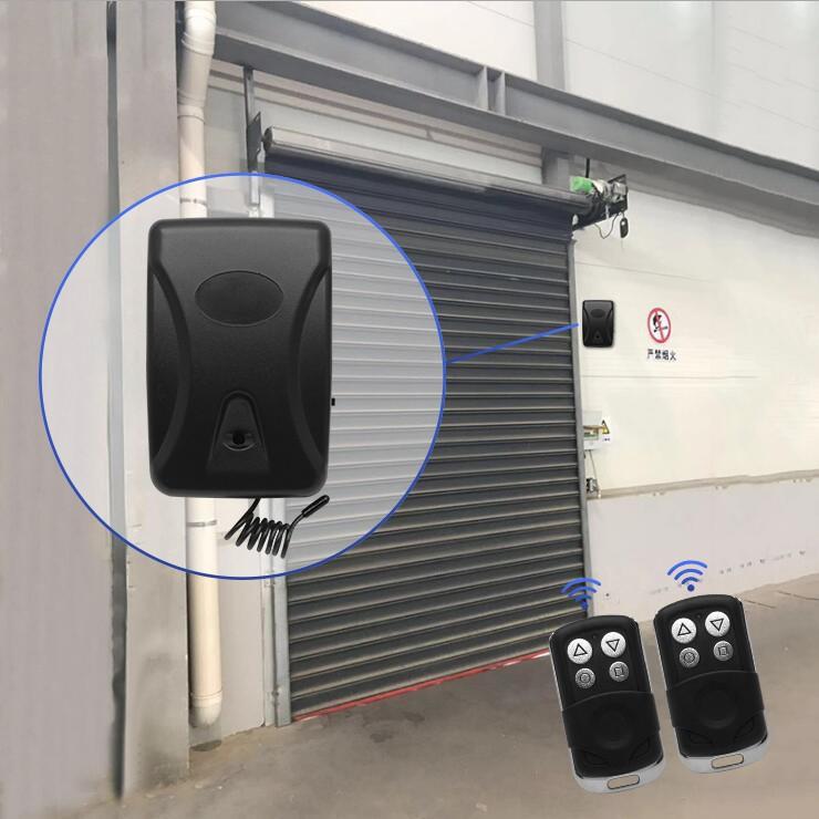 230VAC Garage Door Opener Receiver Controller for Rolling Shutter Door