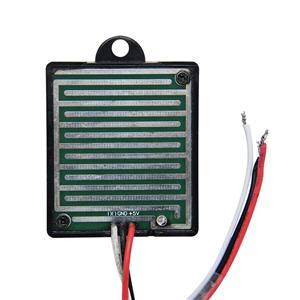 Sensor de detecção de gotas de chuva