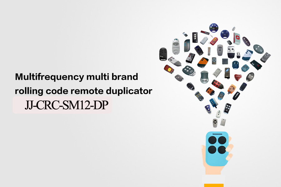 programmable rf remote control