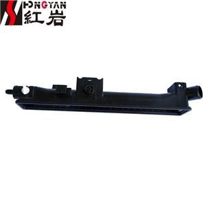Auto Parts Plastic Radiator Tank