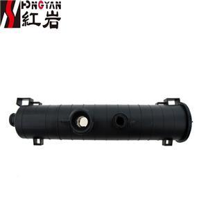 Piezas del tanque de plástico del radiador automático para C230